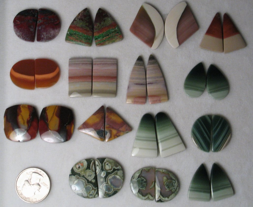 Available cabochons for Different types of stone for houses