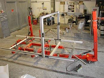 machine frames for sale